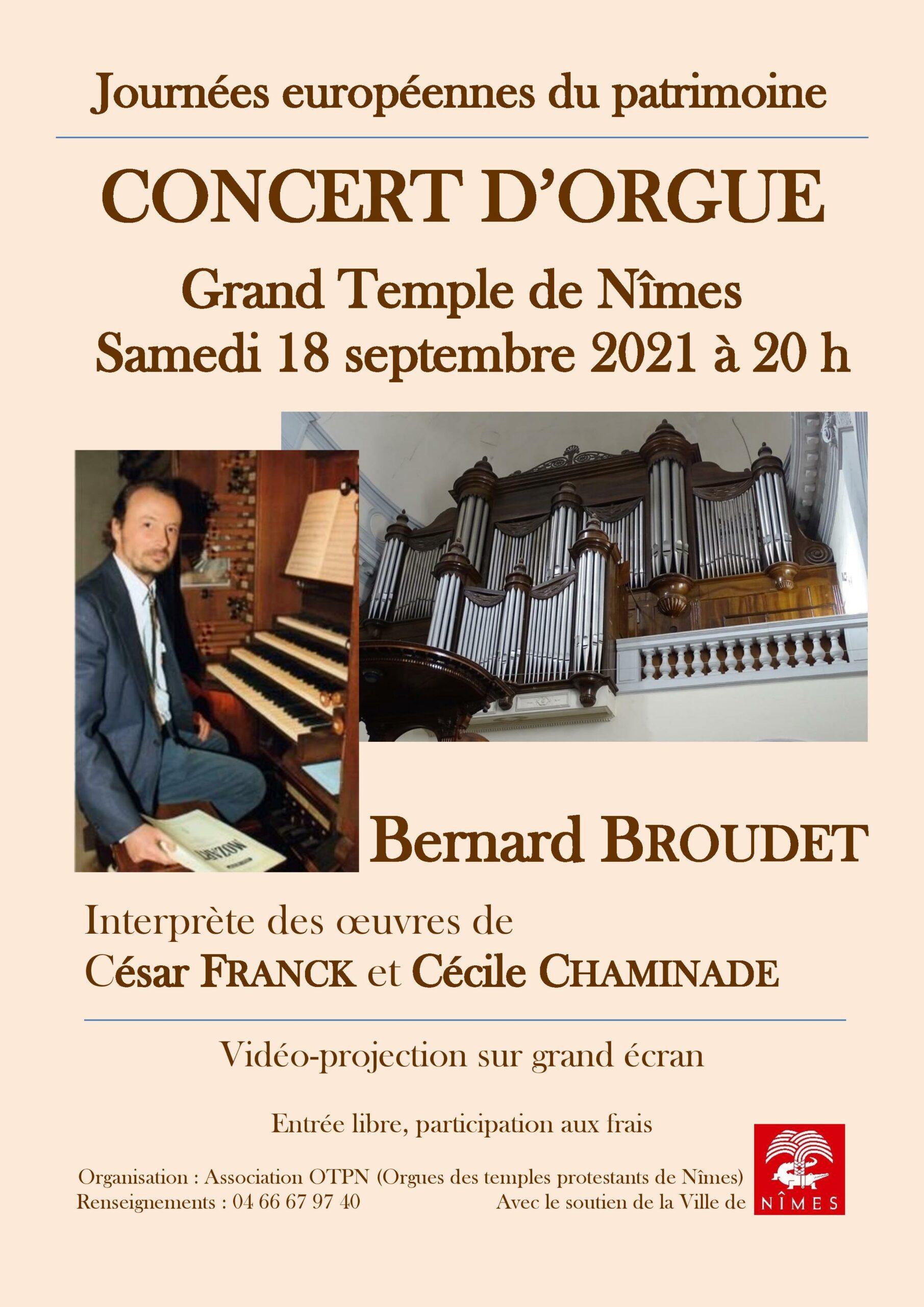 concert GT-B. Broudet